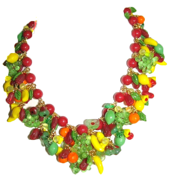 Fruit Jewelry
