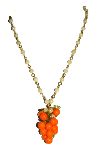 Julia Bristow Fruit Jewelry