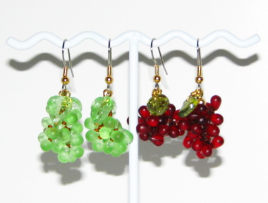 Julia Bristow Grape jewelry