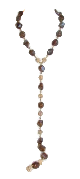 Julia Bristow Necklace :  wwwjuliabristowjewelrycom julia beadwork signed