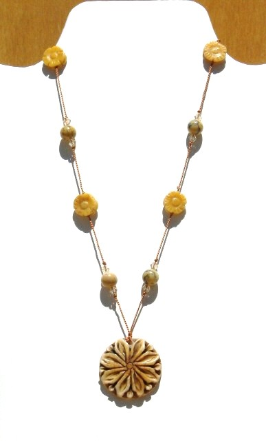Julia Bristow Jewelry - Casual Gemstone Jewelry :  necklace handcrafted accessories trendy